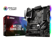 Дънна платка MSI MPG Z390 GAMING EDGE AC