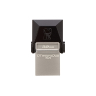 Флаш памет 32GB Kingston DT microDuo USB 3.0