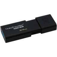 Флаш памет 64GB Kingston DataTraveler 100 G3 USB 3.0